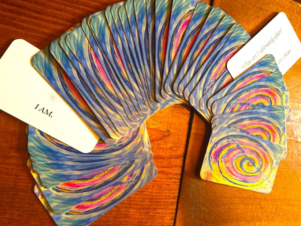 Quest - Transformational Cards - Tzveta Davinci - Transformational Coaching