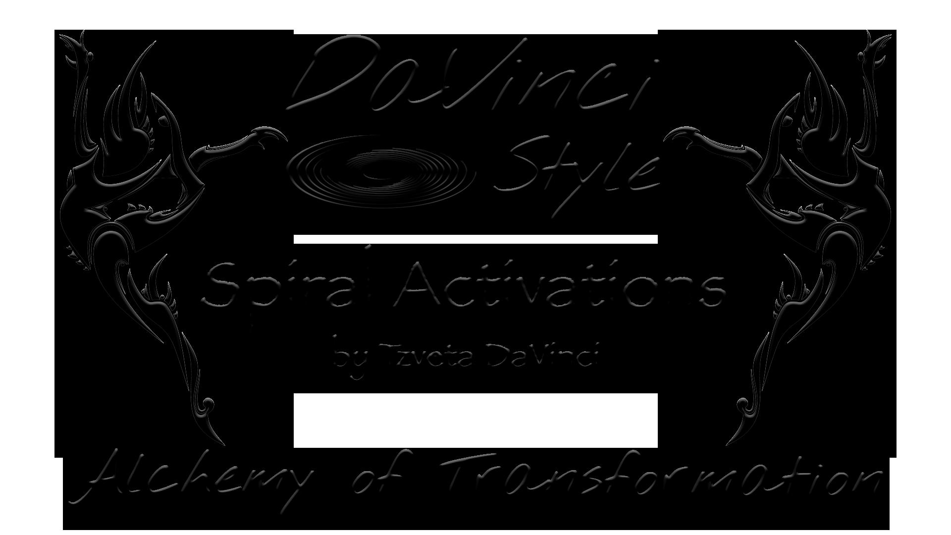 DaVinci Spiral Activation