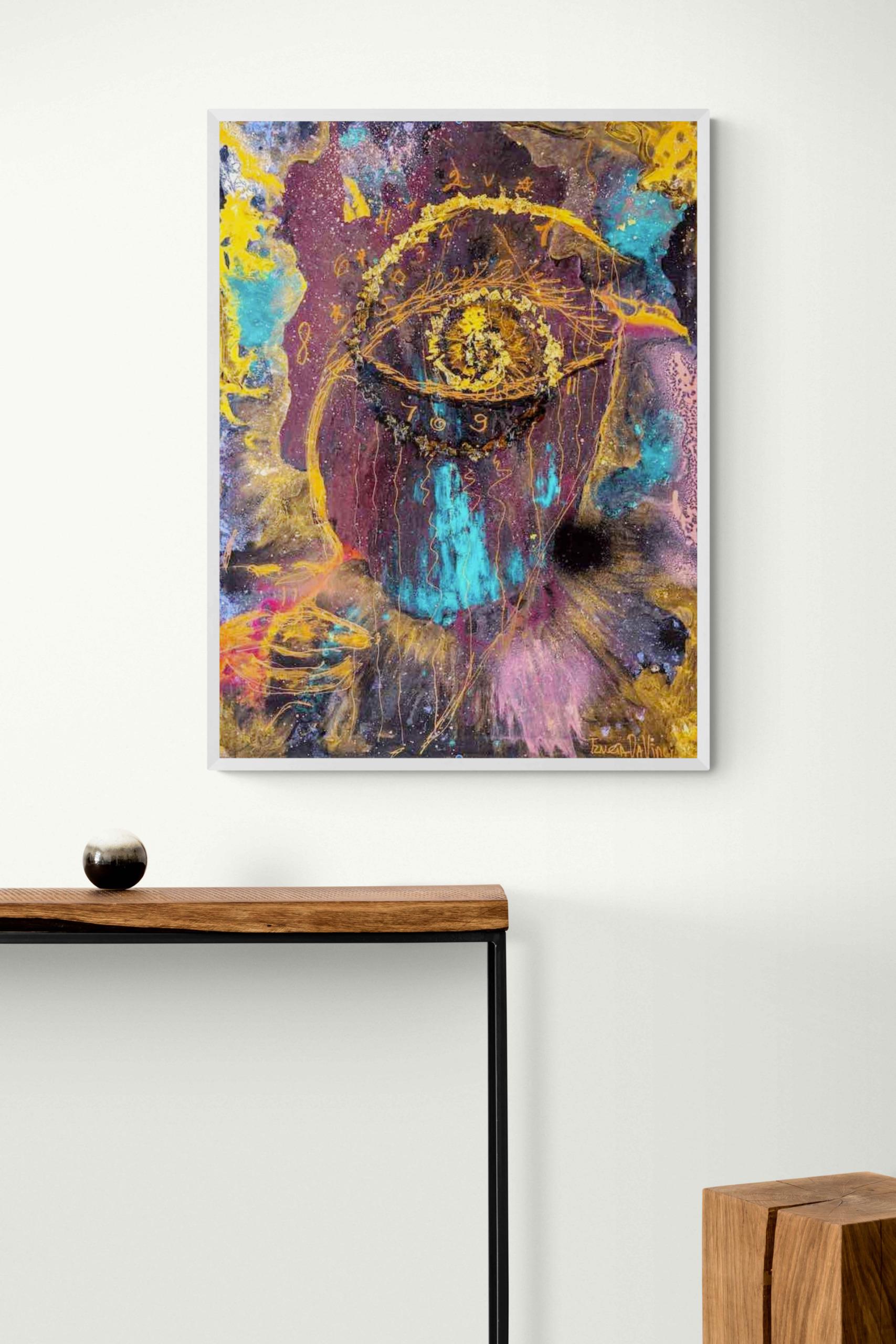Spiraling Devotion SP1010 Visionary Art Miami 20221